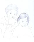 Artemis und Safira, die Shepard-Zwillinge, Mass effect