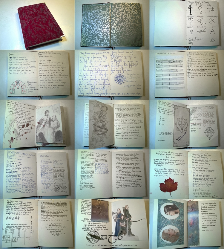 Elrians' Diary